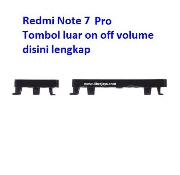 Jual Tombol luar on off Redmi Note 7 Pro