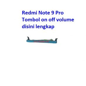 tombol-luar-on-off-volume-xiaomi-redmi-note-9-pro