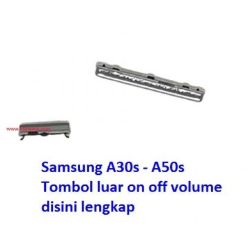 Jual Tombol luar on off volume Samsung A30s