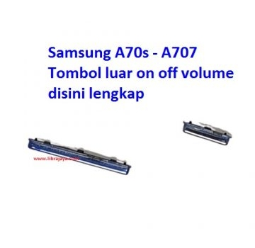 Jual Tombol luar on off volume Samsung A70s
