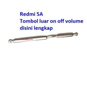 tombol-on-off-volume-xiaomi-redmi-5a