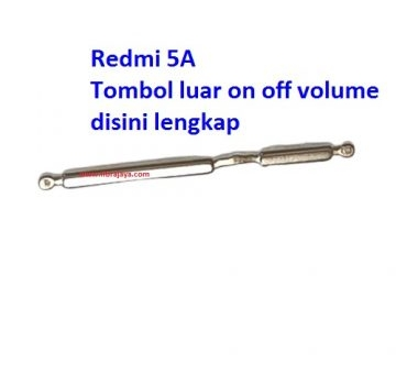 Jual Tombol luar on off volume Redmi 5a