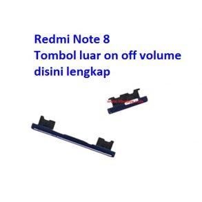 tombol-on-off-volume-xiaomi-redmi-note-8