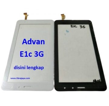Jual Touch screen Advan E1c 3G
