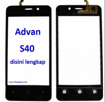 Jual Touch screen Advan S40