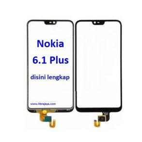 touch-screen-nokia-6-1-plus-x6