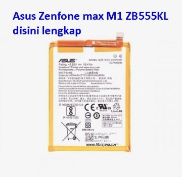 Jual Baterai Zenfone Max M1 ZB555KL