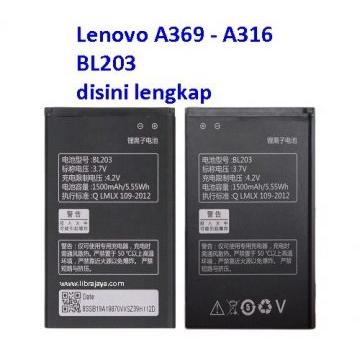 Jual Baterai Lenovo A316