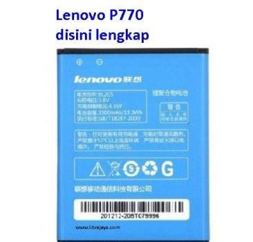 Jual Baterai Lenovo P770