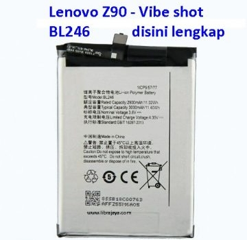 Jual Baterai Lenovo Z90