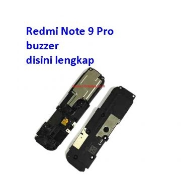 Jual Buzzer Redmi Note 9 Pro
