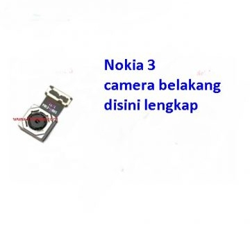 Jual Camera belakang Nokia 3