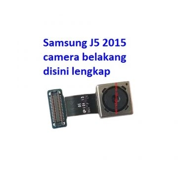 Jual Camera belakang Samsung J5 2015
