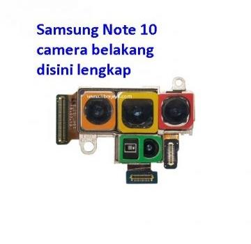 Jual Camera belakang Samsung Note 10