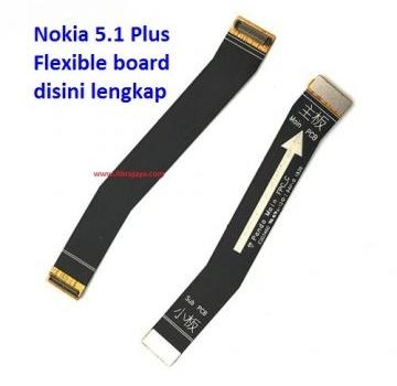 Jual Flexible board Nokia 5.1 Plus