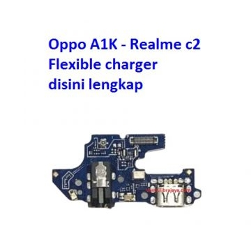 Jual Flexible charger Oppo A1K