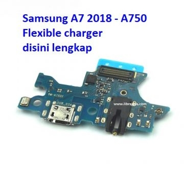 Jual Flexible charger Samsung A7 2018