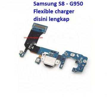 Jual Flexible charger Samsung s8