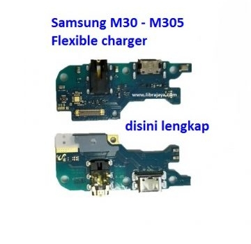 Jual Flexible charger Samsung M30