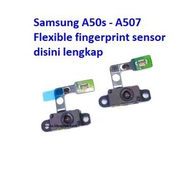 Jual Flexible fingerprint sensor Samsung A50s