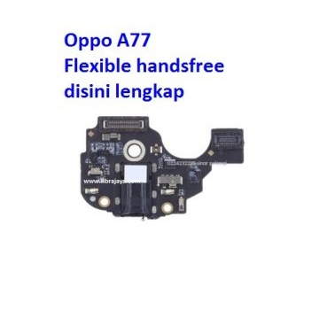 Jual Flexible handsfree Oppo A77