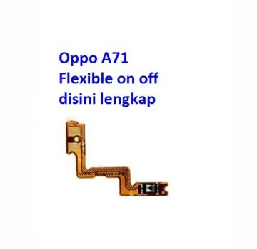 Jual Flexible on off Oppo A71