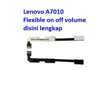 Jual Flexible on off volume Lenovo A7010