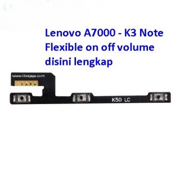 Jual Flexible on off Lenovo A7000