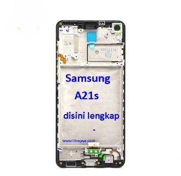 Jual Frame Lcd Samsung A21s