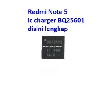 Jual Ic charger bq25601 Redmi Note 5