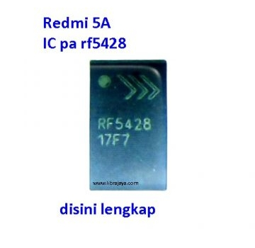 Jual IC PA RF5428 Redmi 5a