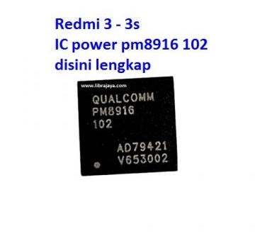 Jual Ic Power PM8916 102 Redmi 3