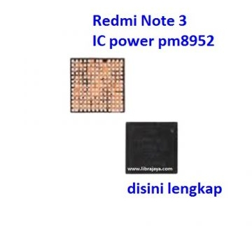 Jual Ic Power pm8952 Redmi Note 3