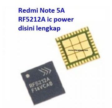 Jual IC pa RF5212A Redmi Note 5A