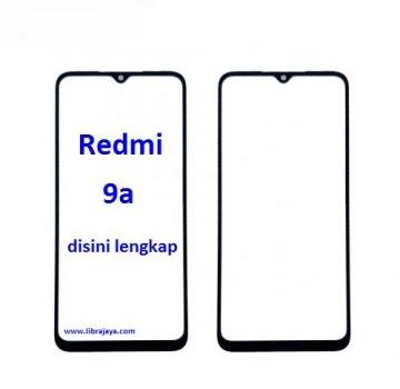 Jual Kaca lcd Redmi 9a