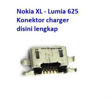 Jual Konektor charger Nokia XL