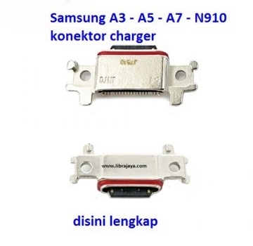 Jual Konektor charger Samsung A3