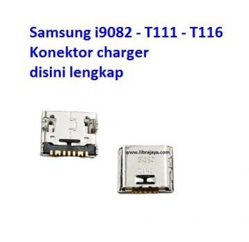 Jual Konektor charger Samsung i9082