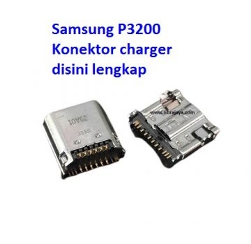 Jual Konektor charger Samsung P3200