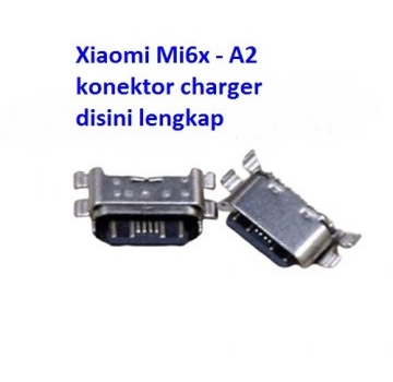 Jual Konektor charger Xiaomi Mi6x