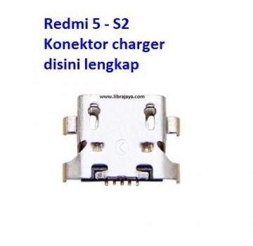Jual Konektor charger Redmi 5