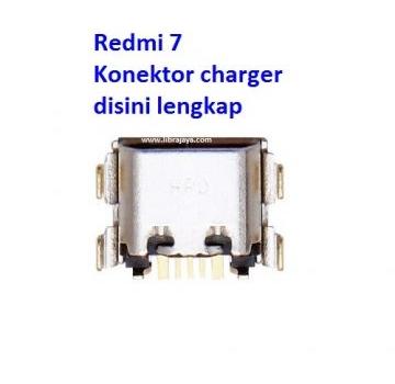 Jual Konektor charger Redmi 7