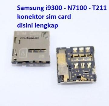 Jual Konektor sim Samsung i9300