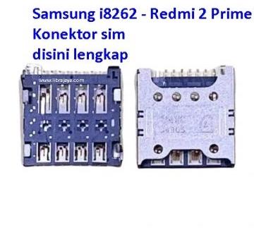 Jual Konektor Sim Samsung i8260