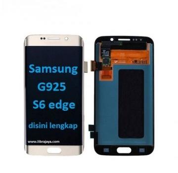 Jual Lcd Samsung s6 edge