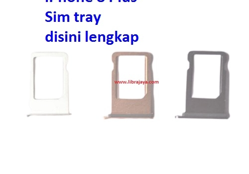 Jual Sim tray iPhone 8 Plus