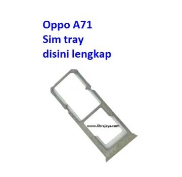Jual Sim tray Oppo A71