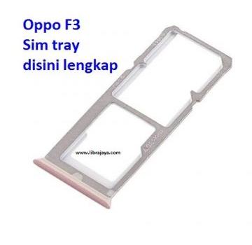 Jual Sim tray Oppo F3