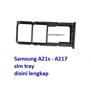 Jual Sim tray Samsung A21s