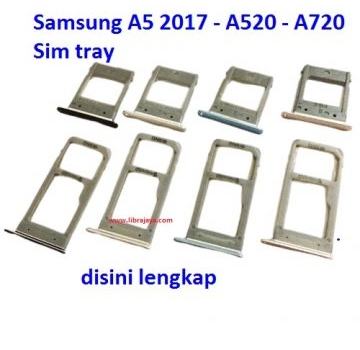 Jual Sim tray Samsung A5 2017